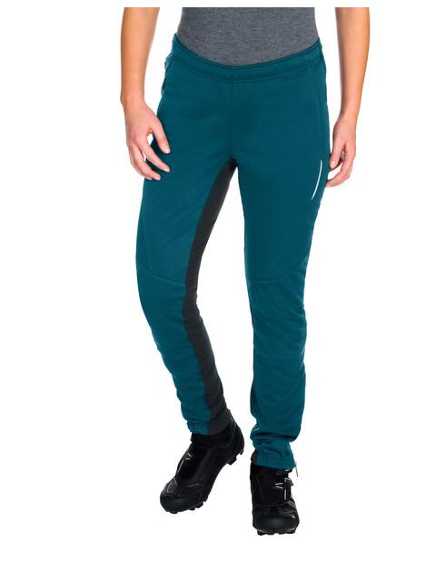 VAUDE Wintry III Pants Women blue sapphire